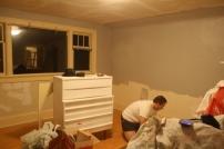 painting, renovating, improvement